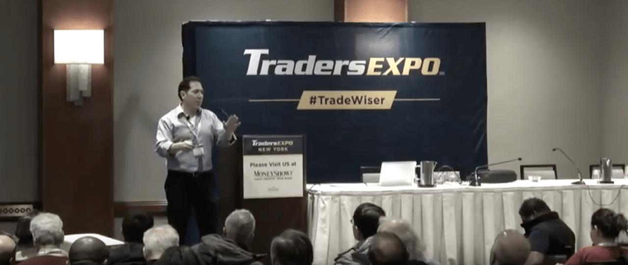 Felix at NY TradersExpo