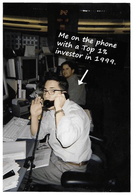 Felix Frey 1999 OptionsGeek Trading