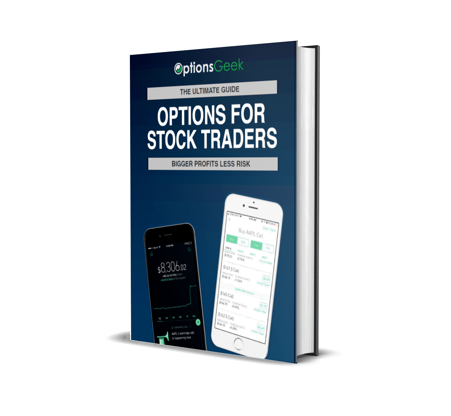 Options for Stock Traders eBook cover