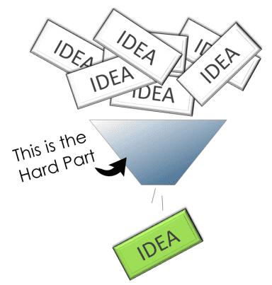 WP Filtering Ideas