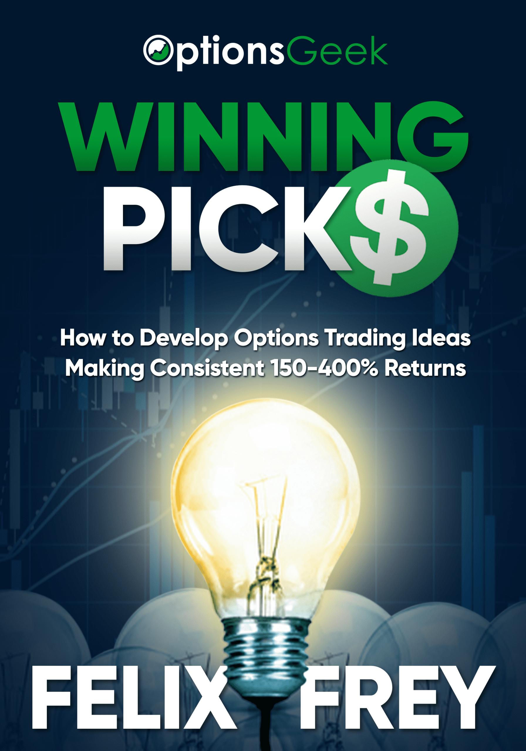 winning picks book cover