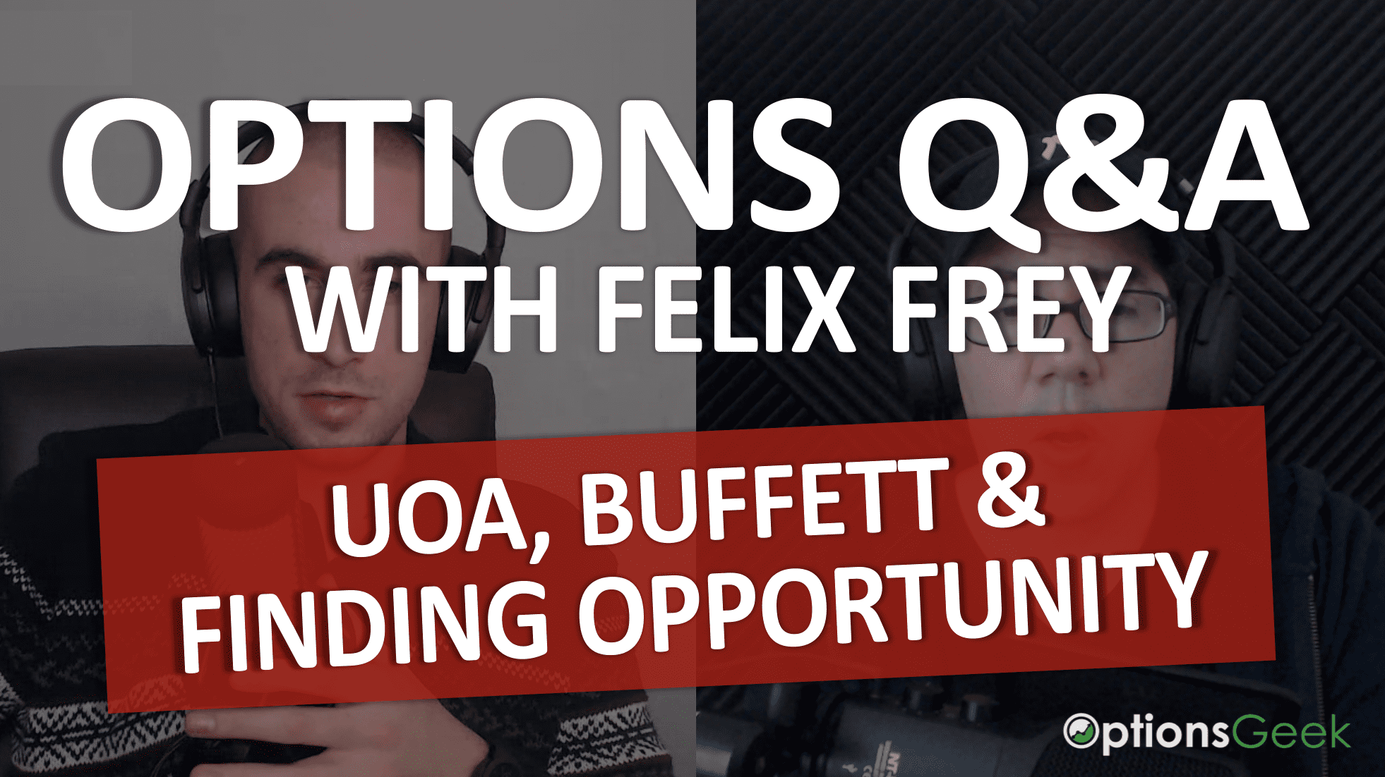 Q&A Buffet UOA Opportunity