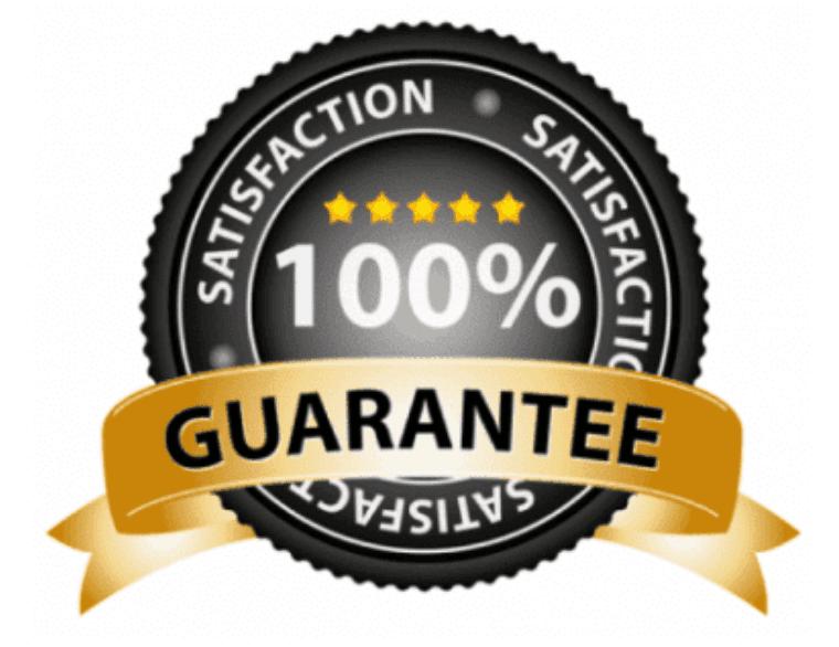 Annual Satisfaction Guarantee
