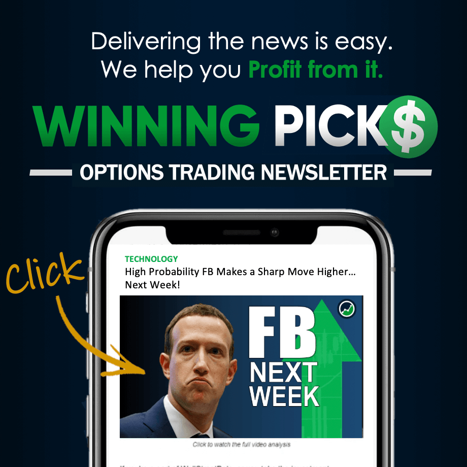 Click to Join the Options Trading Newsletter