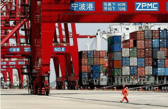China supply chain ports Trade Idea 081621