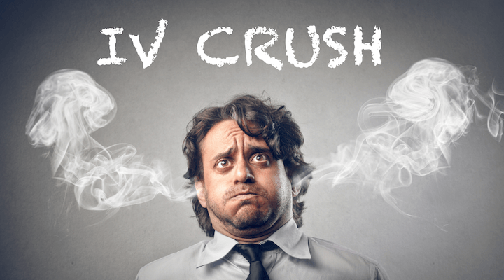 What is IV Crush?